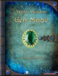 Weekly Wonders: Gem Magic (PFRPG) PDF