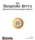 Kingdoms Riven: Advanced Player's Guide Update PDF
