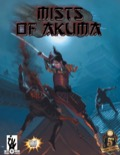 The Mists of Akuma: Black/Grey Edition (5E) PDF