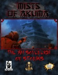 Mists of Akuma: The Yai Sovereign of Storms (5E) PDF