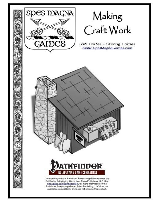 Crafting Poison Pathfinder