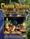 City Quarters: Thieves' Quarter Sourcebook (OGL) PDF