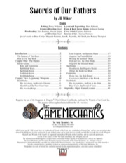 Swords of Our Fathers (OGL) PDF