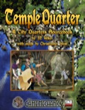 City Quarters: Temple Quarters Sourcebook (OGL) PDF