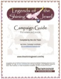 Legends of the Shining Jewel: Campaign Guide (PFRPG) PDF