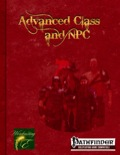 Advanced Class and NPC (PFRPG) PDF