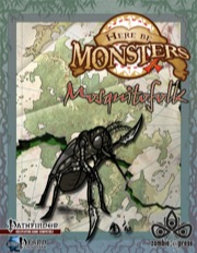 Here Be Monsters: Aching for Blood—Mosquitofolk (PFRPG) PDF