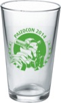 PaizoCon 2014 Pint Glass