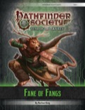 Pathfinder Society Quest: Fane of Fangs (PFRPG) PDF