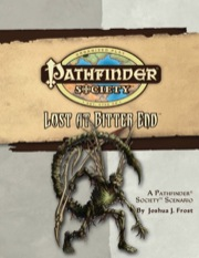 Pathfinder Society Scenario #26: Lost at Bitter End (OGL) PDF