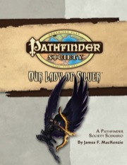 Pathfinder Society Scenario #27: Our Lady of Silver (OGL) PDF