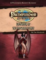 Pathfinder Society Scenario #34: Encounter at the Drowning Stones (PFRPG) PDF