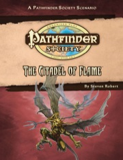 Pathfinder Society Scenario #39: The Citadel of Flame (PFRPG) PDF