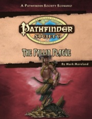 Pathfinder Society Scenario #43: The Pallid Plague (PFRPG) PDF