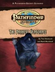 Pathfinder Society Scenario #47: The Darkest Vengeance (PFRPG) PDF