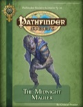 Pathfinder Society Scenario #3-16: The Midnight Mauler (PFRPG) PDF