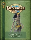 Pathfinder Society Scenario #3-EX: The Cyphermage Dilemma (PFRPG) PDF