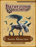 Pathfinder Society Scenario #4–05: The Sanos Abduction (PFRPG) PDF