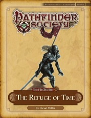 Pathfinder Society Scenario #4–12: The Refuge of Time (PFRPG) PDF
