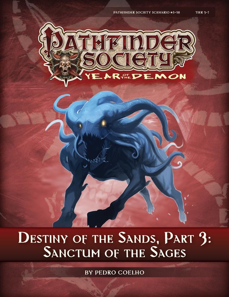 Destiny Of The Sands Part 3 Sanctum Sages