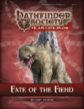 Pathfinder Society Scenario #5–17: Fate of the Fiend (PFRPG) PDF