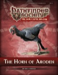 Pathfinder Society Scenario #5–19: The Horn of Aroden (PFRPG) PDF