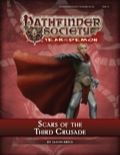 Pathfinder Society Scenario #5–22: Scars of the Third Crusade (PFRPG) PDF
