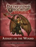 Pathfinder Society Scenario #5–24: Assault on the Wound (PFRPG) PDF