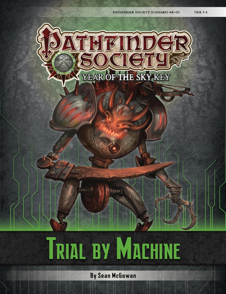 Cover of 06-01 Trial by Machine