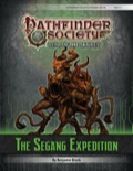 Pathfinder Society Scenario #6–08: The Segang Expedition (PFRPG) PDF