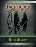 Pathfinder Society Scenario #6–22: Out of Anarchy (PFRPG) PDF