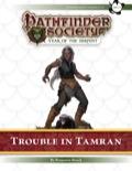 Pathfinder Society Scenario #7–07: Trouble in Tamran (PFRPG) PDF