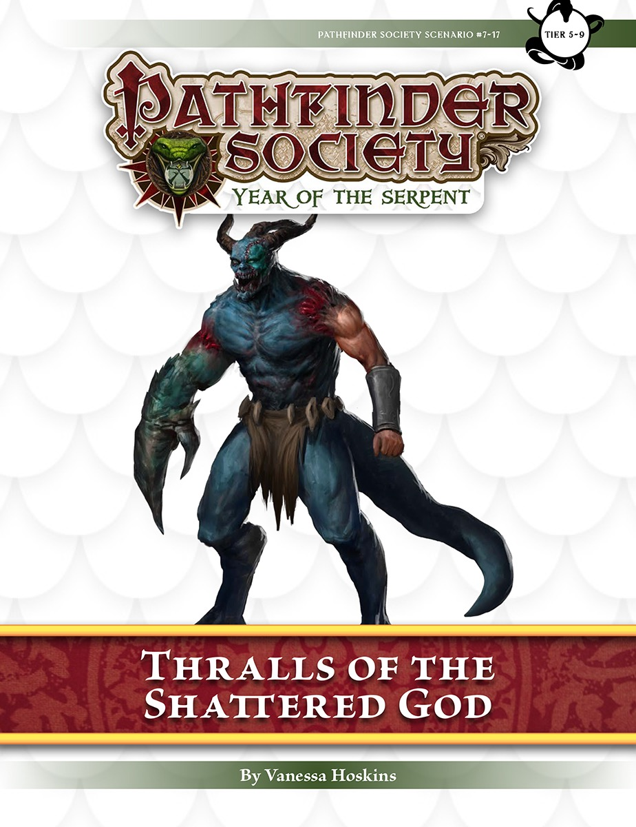 Cover of 07-17: Thralls of the Shattered God