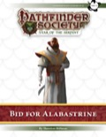 Pathfinder Society Scenario #7–22: Bid for Alabastrine (PFRPG) PDF