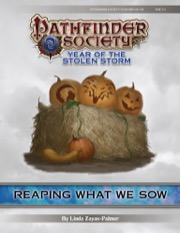 Pathfinder Society Scenario #8-06: Reaping What We Sow (PFRPG) PDF