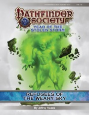 Pathfinder Society Scenario #8-17: Refugees of the Weary Sky (PFRPG) PDF
