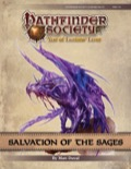 Pathfinder Society Scenario #9-07: Salvation of the Sages PDF