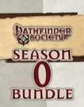 Pathfinder Society Scenario—Season 0 PDF Bundle
