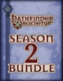 Pathfinder Society Scenario—Season 2 PDF Bundle
