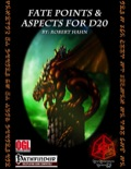 Fate Points and Aspects for d20 (OGL) PDF