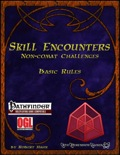Skill Encounters: Non-Combat Challenges (PFRPG) PDF
