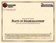 Feats of Marksmanship (PFRPG) PDF