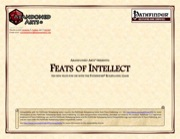 Feats of Intellect (PFRPG) PDF