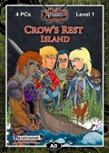 A0: Crow's Rest Island (PFRPG)
