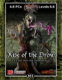 A13: Rise of the Drow, Part 1—Descent into the Underworld (PFRPG) PDF