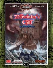 A16: Saatman's Empire #1—Midwinter's Chill (PFRPG) PDF