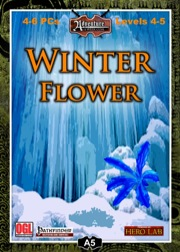 A5: Winter Flower (PFRPG) PDF