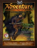 Adventure Chronicle #1 (5E / PFRPG) PDF