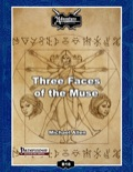 B18: Three Faces of the Muse (PFRPG) PDF