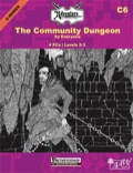 C06: The Community Dungeon (OGL / PFRPG) PDF